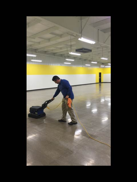 Floor cleaning in Northville and Novi