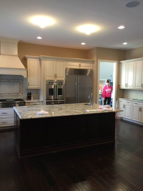 Home renovation cleaning services