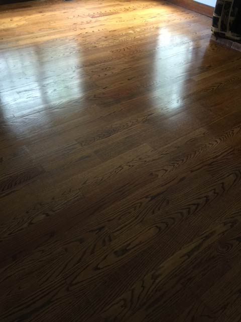Belleville wood floor cleaners