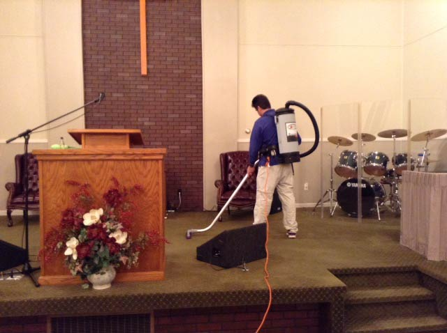 Church cleaners in Belleville MI
