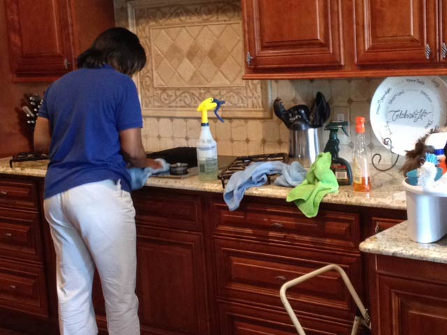 Belleville maid services